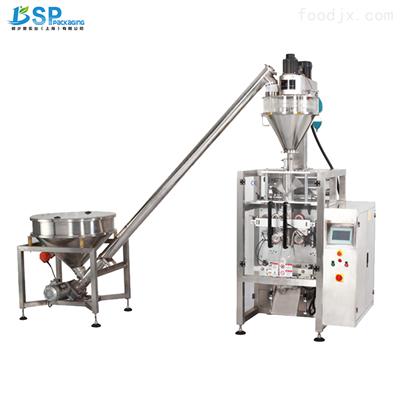 BSP-L420500g粉剂翻领立式自动包装机