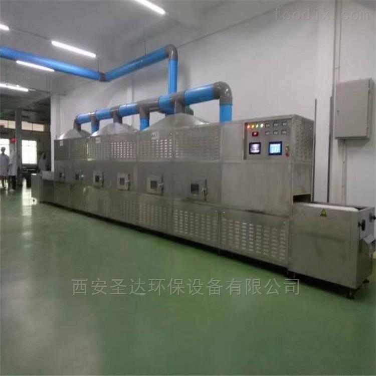 批量生产各种型号麦麸微波杀菌设备
