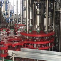 大型玻璃瓶啤酒灌装生产线
