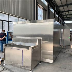 农副产品速冻机 玉米粒速冻设备