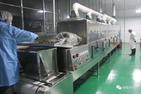 郑州中联热科党参烘干设备干燥厢房
