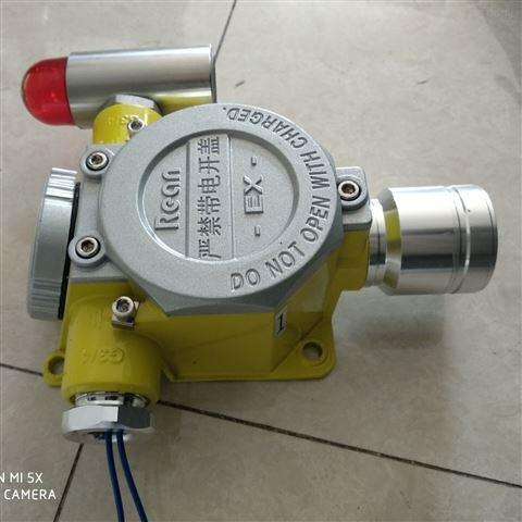 喷漆房用油漆气体浓度报警器联动排风扇