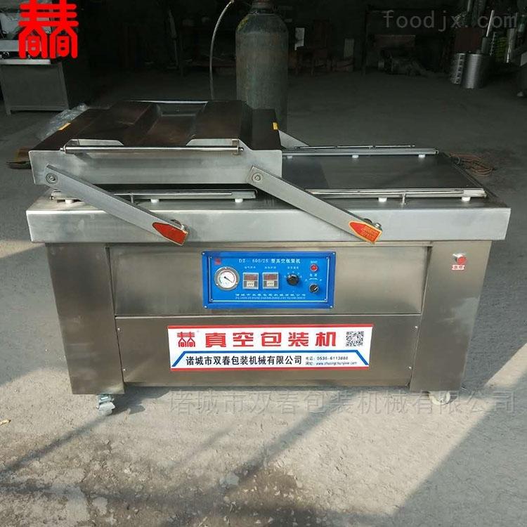 香辣小银鱼真空包装机-鱼产品包装设备