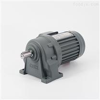 卧式低噪音耐高温齿轮减速马达
