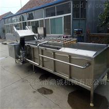 蔬菜前处理�生产线  蔬菜清洗机