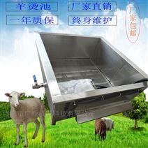 自動控溫燙羊池 電加熱豬頭豬蹄浸燙池