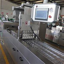 DZR 520火锅调理肉片全自动拉伸膜包装机