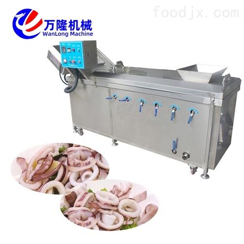 万隆厂商用连续式荞麦芽漂烫水煮机价格实惠
