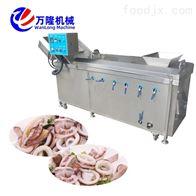 PT-22热销型多功能青菜鸡皮芦笋连续式漂烫机