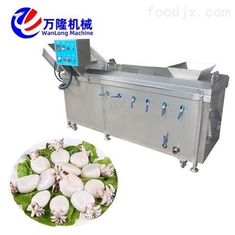 大型提供龙虾土豆片红薯片蒸煮机定制