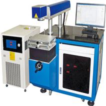 YLP-10/20/50ulirobots后盖激光打标机
