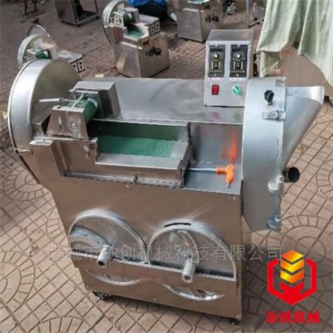 不锈钢全自动多功能变频切菜机