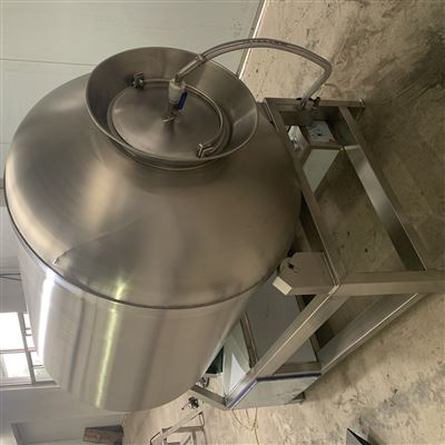 呼吸式肉类搅拌腌制机大型滚揉机