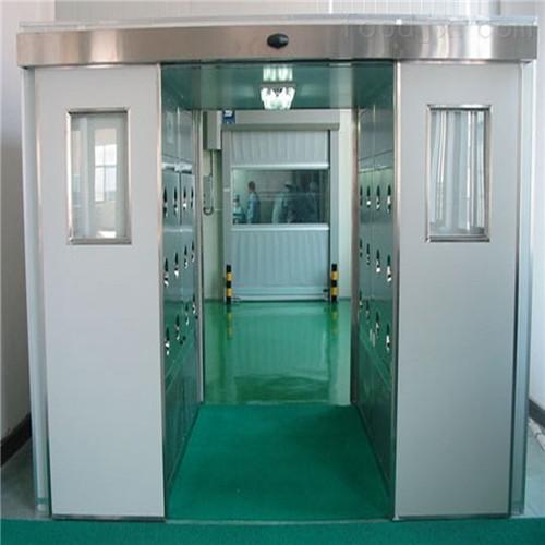 供应全自动化风淋室YJ型单人钣金双吹风淋室