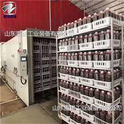ZN-1000白蘑菇菌棒食用菌灭菌釜方形灭菌柜