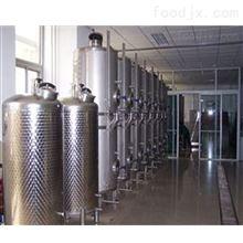 葡萄酒发酵罐的保养及发酵要点