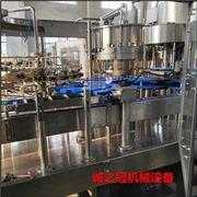 CGF40-40-10全自动三合一碳酸饮料灌装机