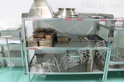 四川厨具公司玻璃器皿架