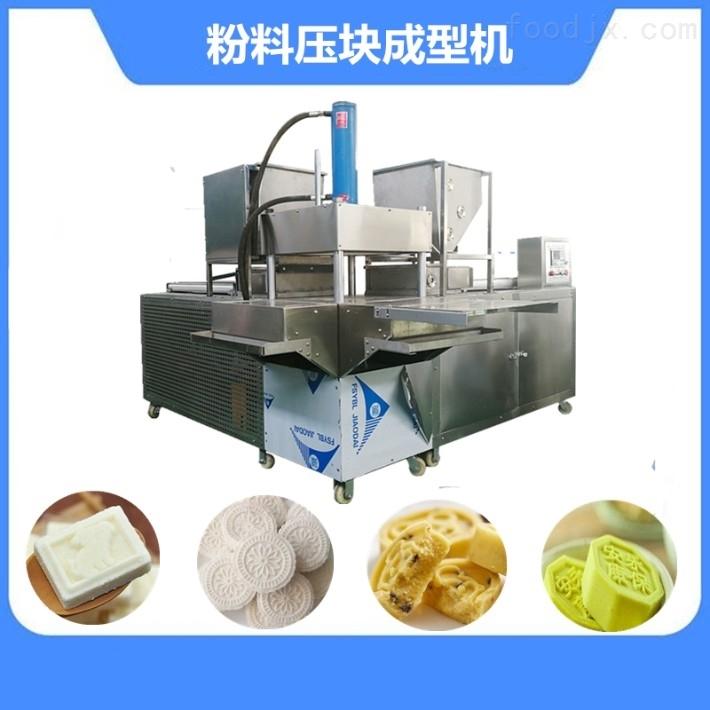 黄山芝麻糕机器全自动徽墨酥机器多少钱