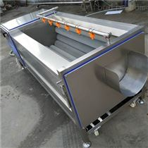 1500型全自动鲜姜大姜清洗机