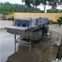 蚯蚓养殖箱全自动洗筐机