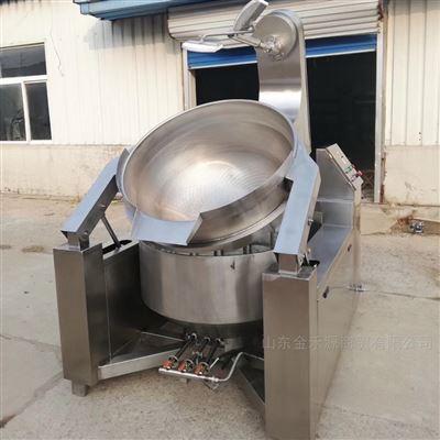 JHY500L批发大容量行星搅拌炒锅