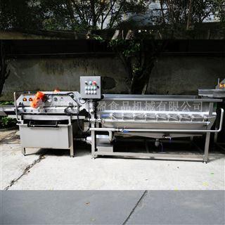 DY-XW01涡流洗菜机 商用不锈钢蔬菜清洗机