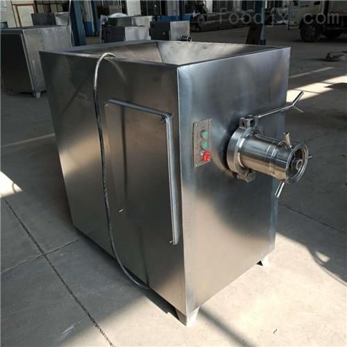 香肠鸡骨冻肉工业绞肉机