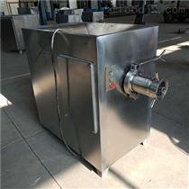 120型香肠鸡骨冻肉工业绞肉机