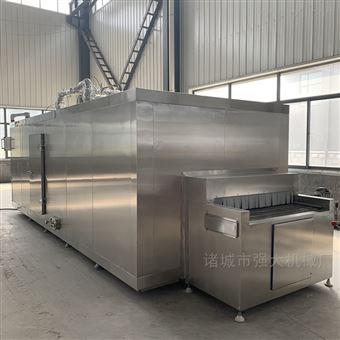 QD-100调味品隧道式冷却设备