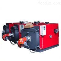 卧式燃废油蒸汽锅炉