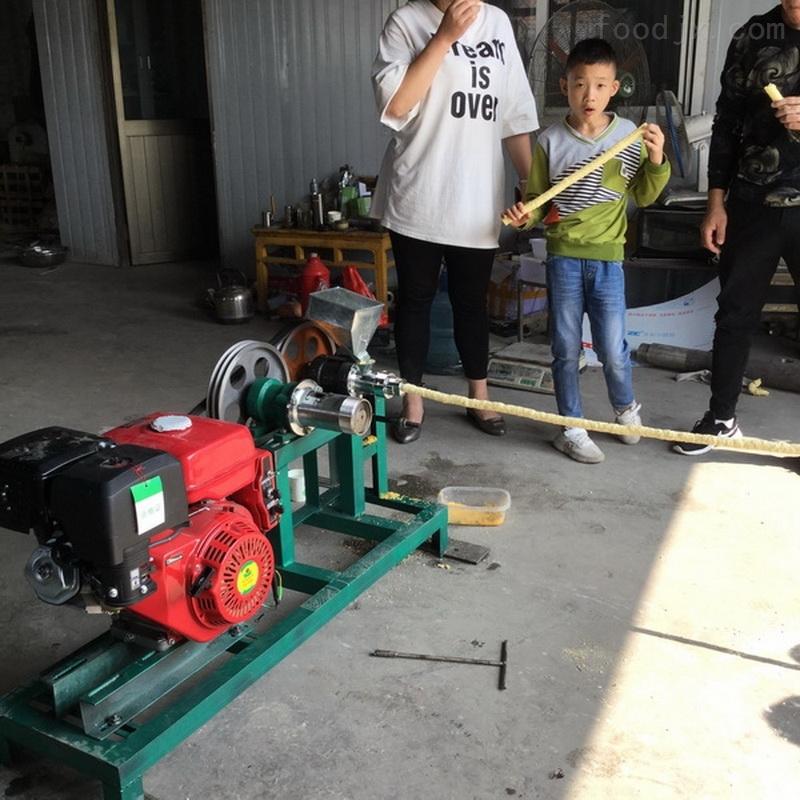 四缸型膨化机技术指导