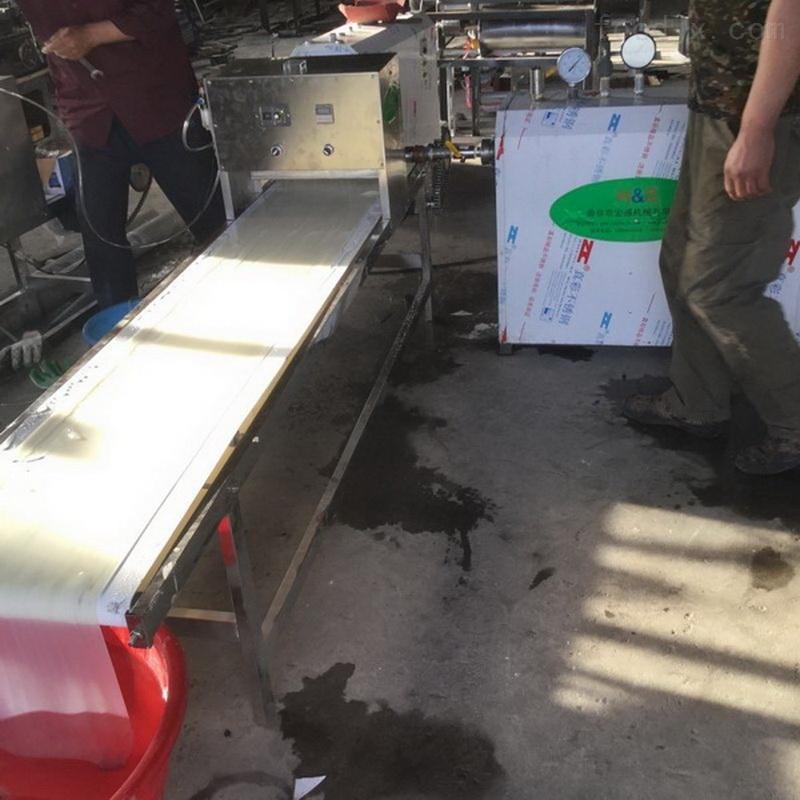 无明矾宽粉机型号全
