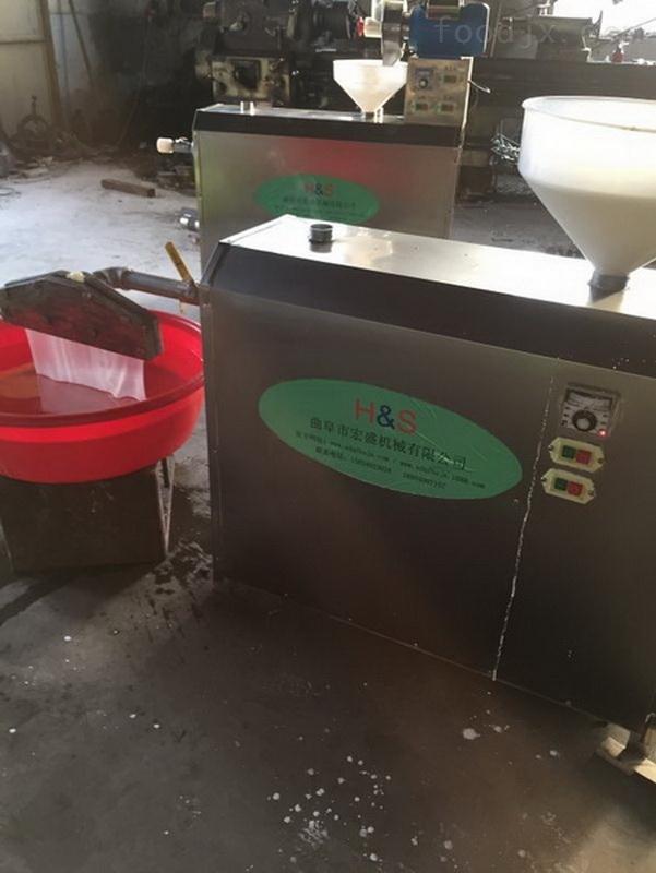 绿色新型粉皮机商人节特惠