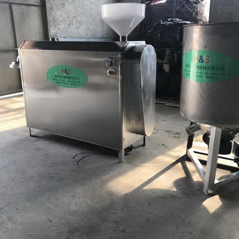 精工制造豌豆凉粉机货源
