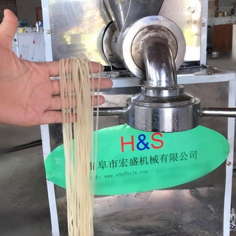 省人工朝鲜面机创业设备