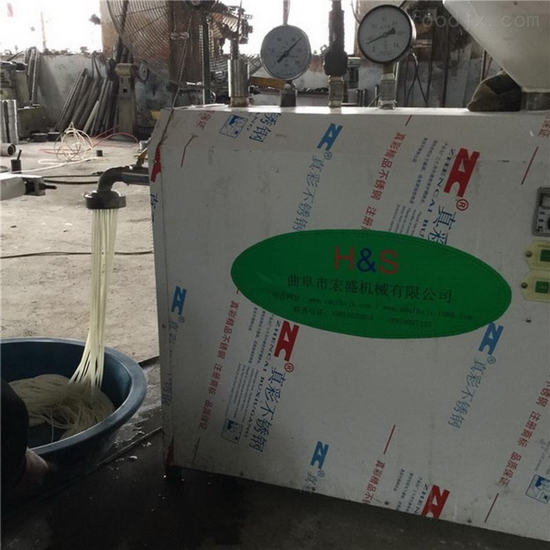 高产量饵丝机技术