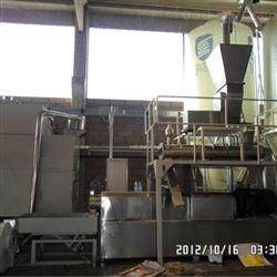 高产量的宠物狗粮生产设备生产线