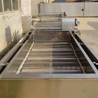 JHY4000厂家促销土豆清洗流水线 蔬菜清洗机 清洗线