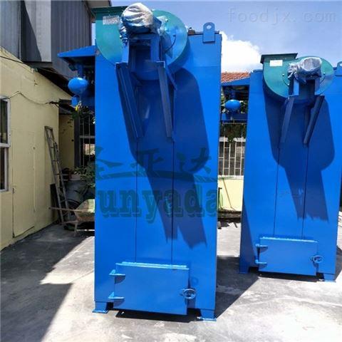高效过滤袋式除尘器减少粉尘爆炸发生的结构