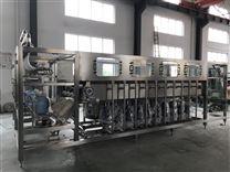 全自动小型三合一五加仑大桶水灌装机生产线