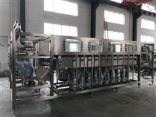 QGF全自动桶装纯净水灌装机生产线
