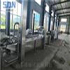 SDN-800香辣小鱼仔加工生产设备