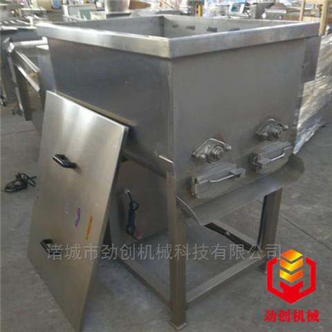 化工原材料混合搅拌机 双轴双速拌馅机