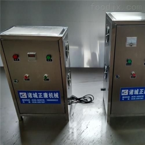 不锈钢臭氧发生器厂家 臭氧机价格
