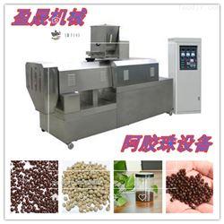 山东盈晟65-III小型阿胶制粒设备阿胶造粒机械