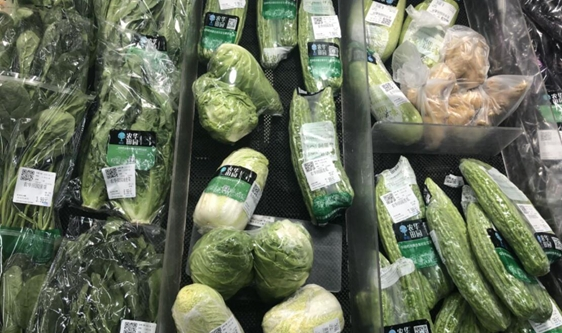 大力推進農產品網絡銷售 冷鏈物流注入強勁動力
