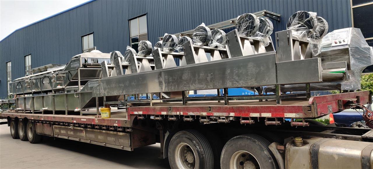 华远食品机械畅销全国,贵州订购设备发货