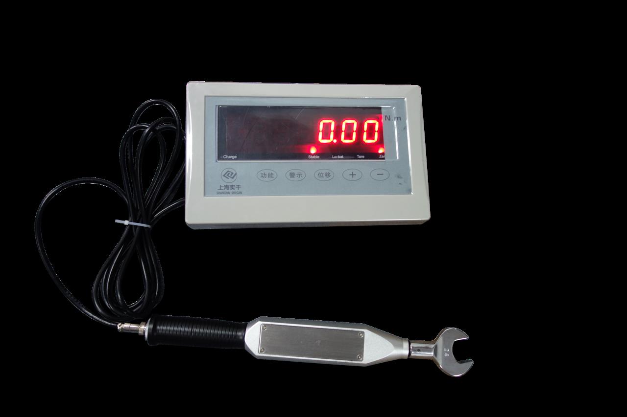 非标定制电子式扭力检测力扳手图片