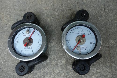 油压机械式拉力计
